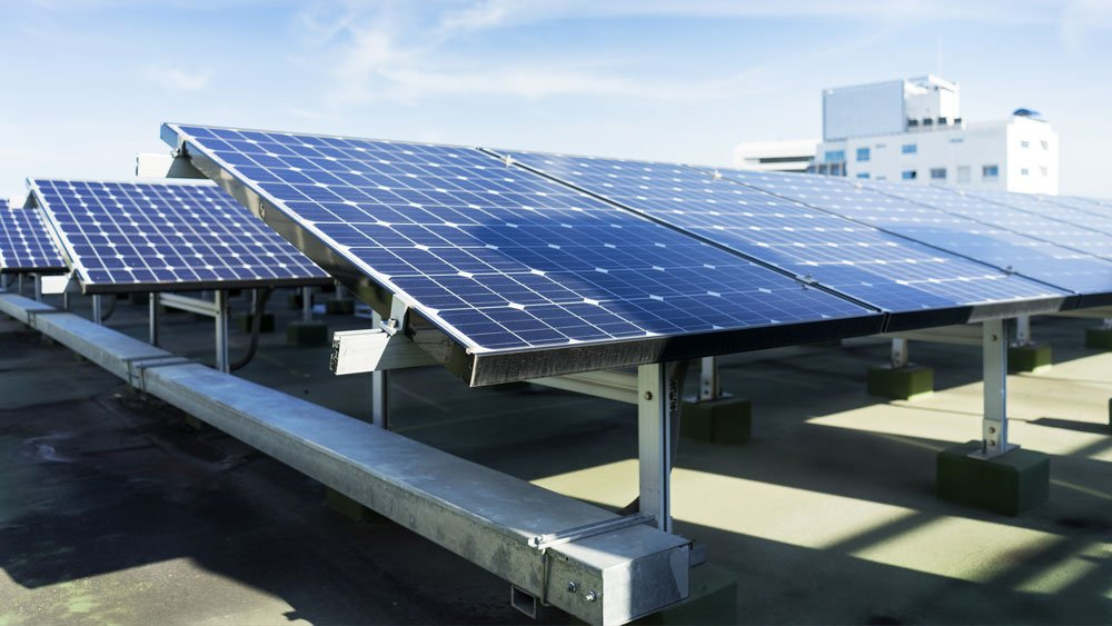 Commercial Solar Energy Installation by Absolute Environmental Solutions